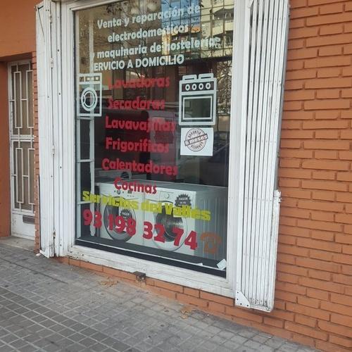 Reparamos cualquier electrodoméstico que lo necesite en Barcelona