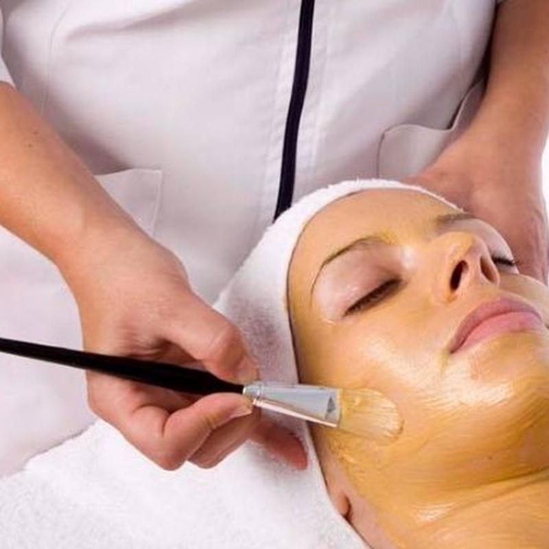 Higiene facial: Servicios de Isabel Piñero Estilistas Unisex