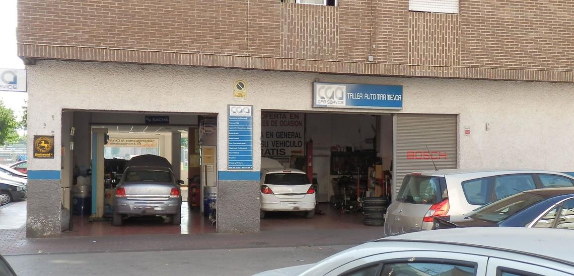 Talleres de automóviles en Murcia - Auto Mar Menor