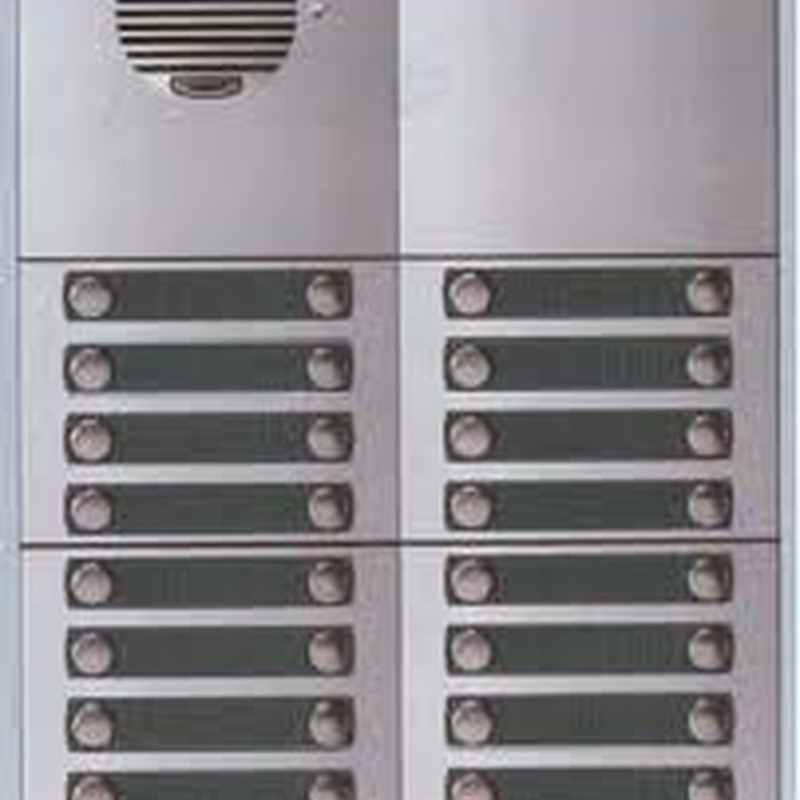 Porteros: Catálogo de Instalaciones Eléctricas Santiago Alafont