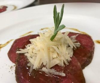 10 personas por sesión con reserva: Nuestros exclusivos platos de Restaurante Aguaviva
