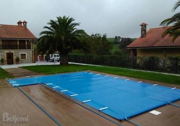 Cubrir su piscina