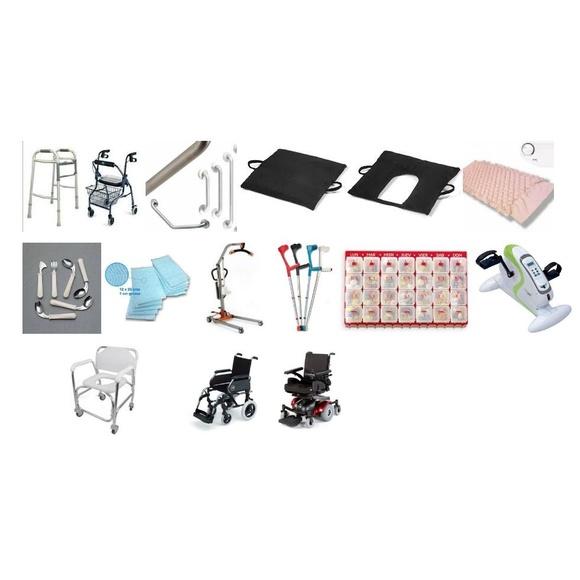 Productos ortopédicos y ayudas técnicas: Productos y servicios de A.D. Asiste