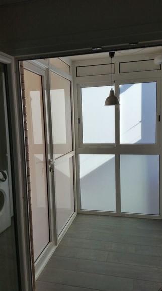 Cerramiento de galeria en PVC : Productos  de Gres de l'Anoia