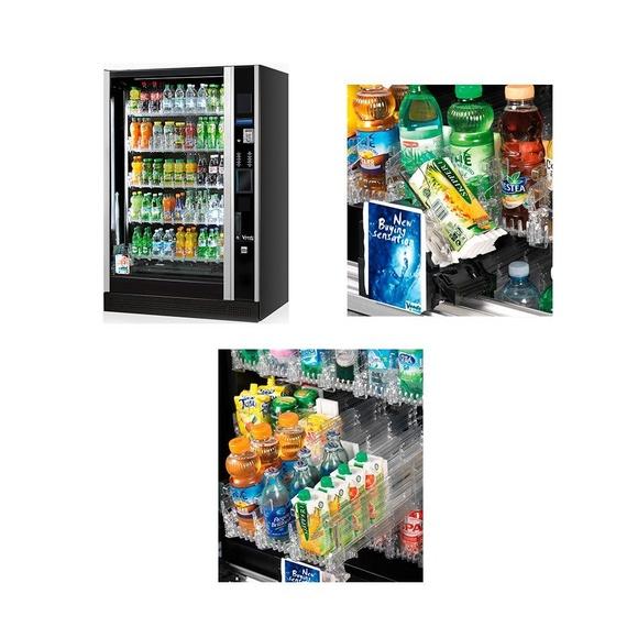 Máquinas de bebidas frías: Servicios de Vending HM 2000