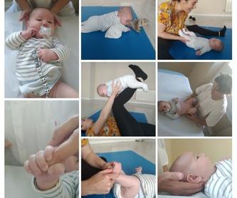 Gimnasia en el embarazo: Servicios  de Arane Fisioterapia