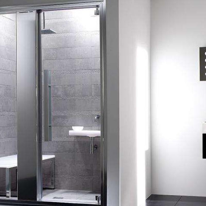 Diseño moderno y personalizado de tu baño . Decorar el baño: COLECCIONES de Iducha