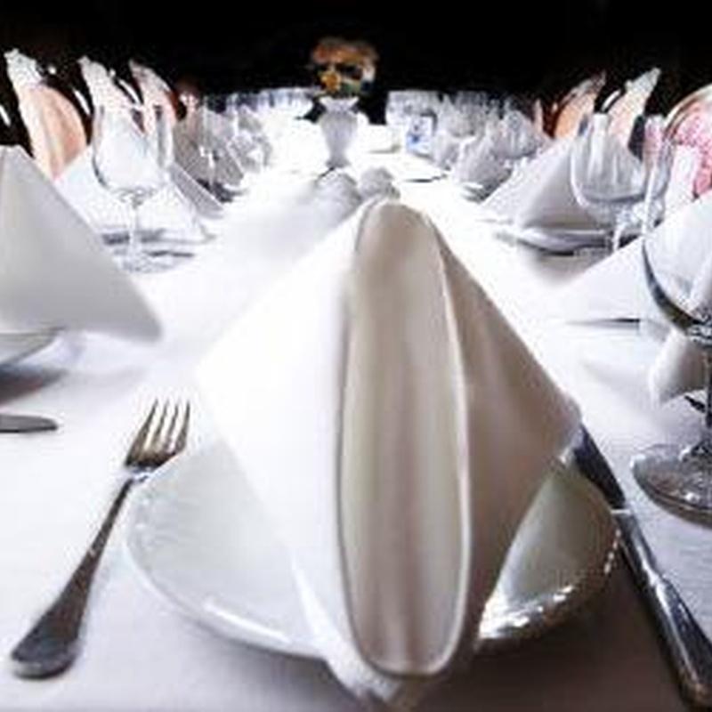 Lavanderíaa para restaurantes Asturias