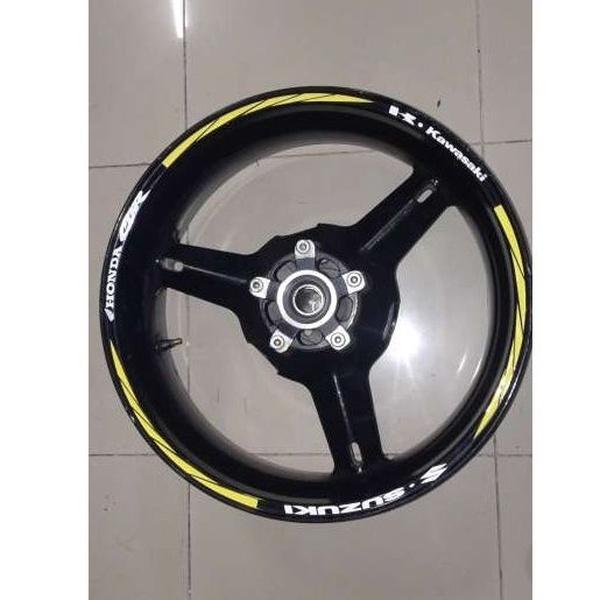 Llanta Suzuki GSXR1000: Productos de Alonso Competición