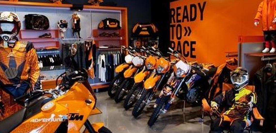 Venta de motos nuevas en Vigo