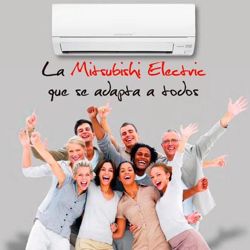 Aire Acondicionado - Mitsubishi Electric Serie MSZ: Aire Acondicionado Mallorca de Balear de Climatización