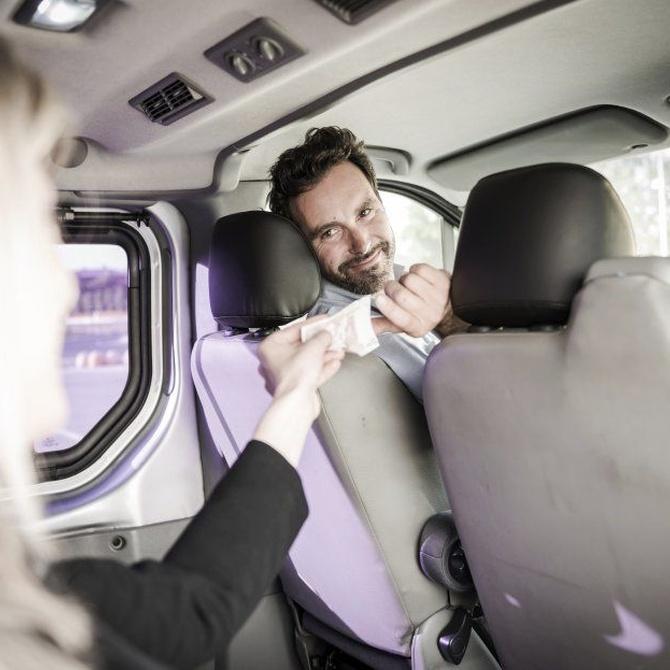 Cosas que no sabías sobre los viajes en taxi