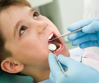 Odontología general: Servicios de Bazal Dentistas