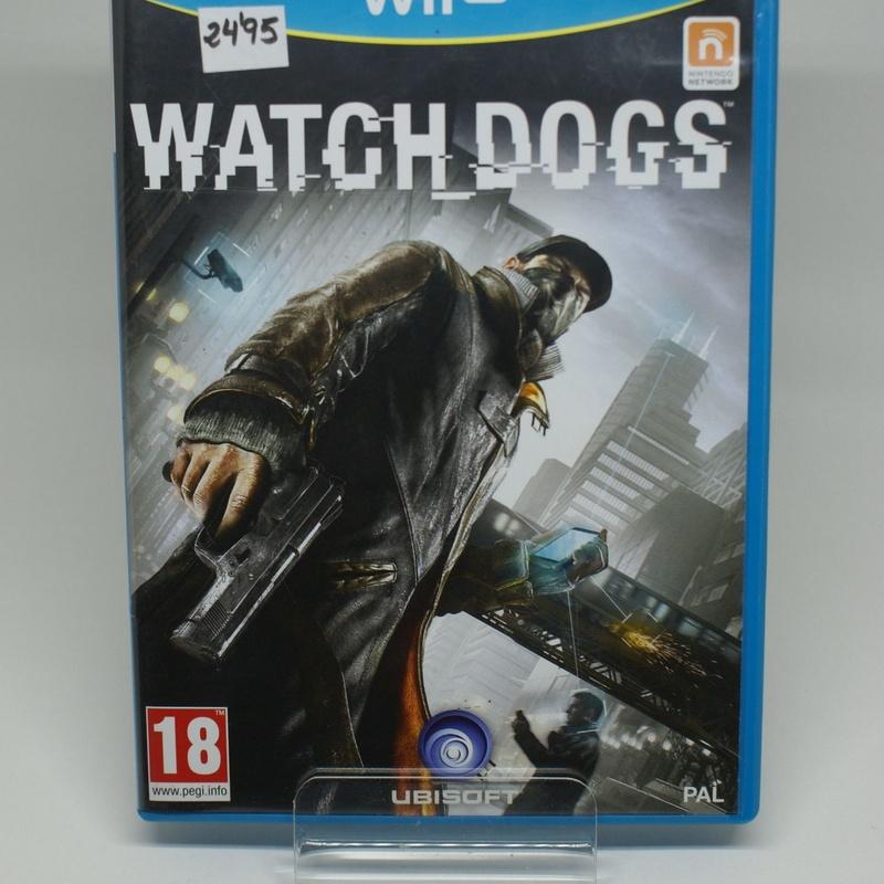 WII U WATCH DOGS: Catalogo de Ocasiones La Moneta