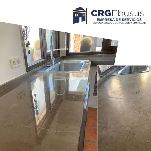 Pulido de suelos en Ibiza   CRG Ebusus