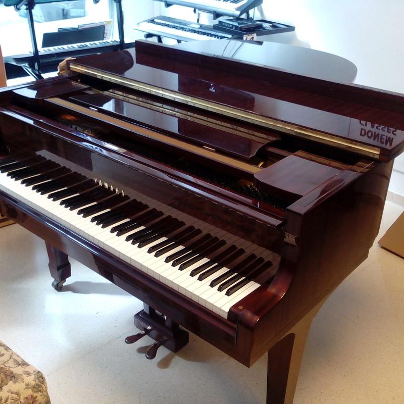 PIANO YAMAHA MD. G-2 COLOR CAOBA: Catálogo de L'Art Guinardó