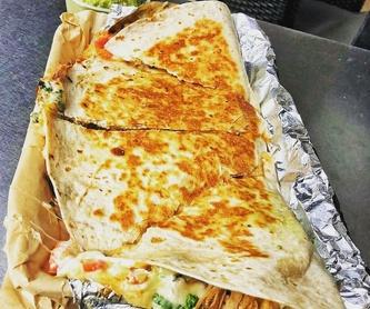 Burritos: Nuestra Carta de Café Viryin SingStar