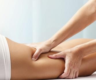Presoterapia: Servicios de Estética Musas