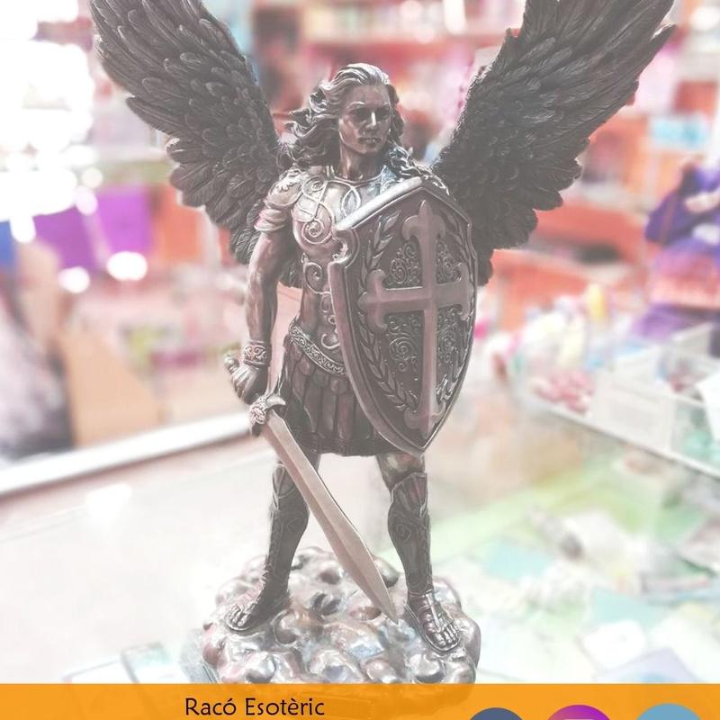 Arcángel San Miguel: Cursos y productos de Racó Esoteric Font de mi Salut