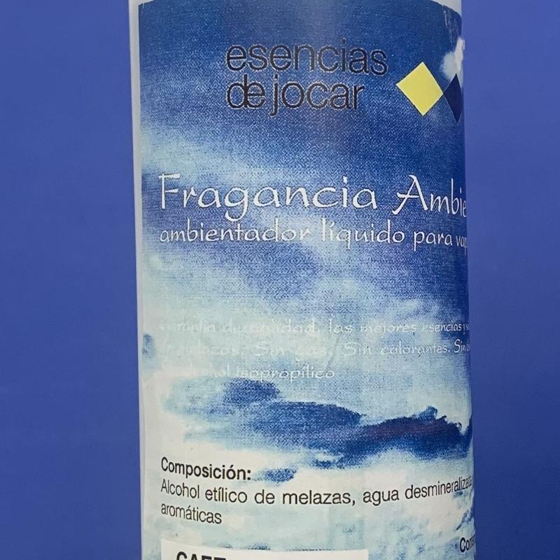 Ambientador cafe Inspirado fragancias natural: SERVICIOS  Y PRODUCTOS de Neteges Louzado, S.L.