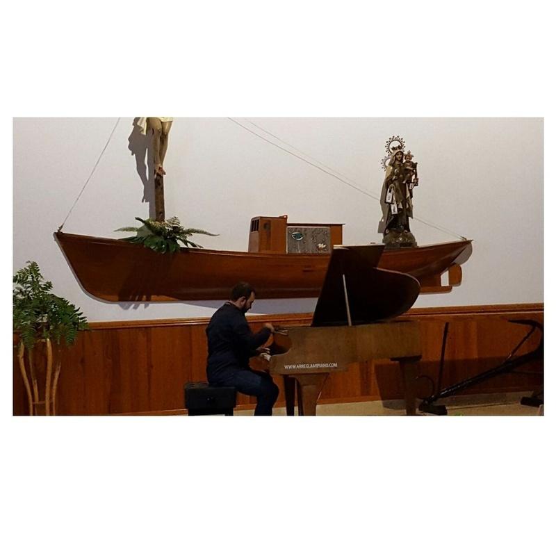 Afinación de pianos: Servicios de Arreglamipiano