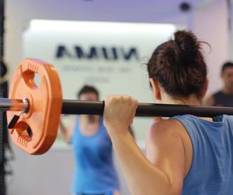Entrenamiento de fuerza: Servicios de Numa Fitness