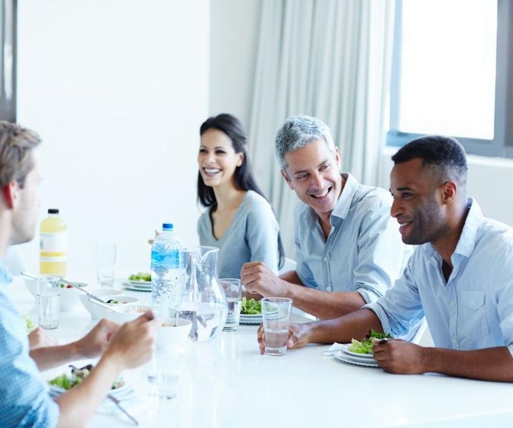 El protocolo para asistir a cenas de empresa (II)