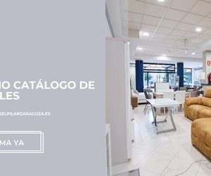 Tiendas de muebles Zaragoza | Muebles El Pilar