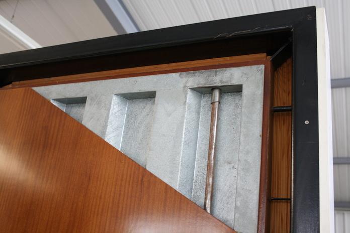 Interior de Nuestras Puertas Acorazadas