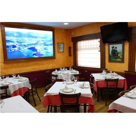 Especialidades: Especialidades de Restaurante A-Xana