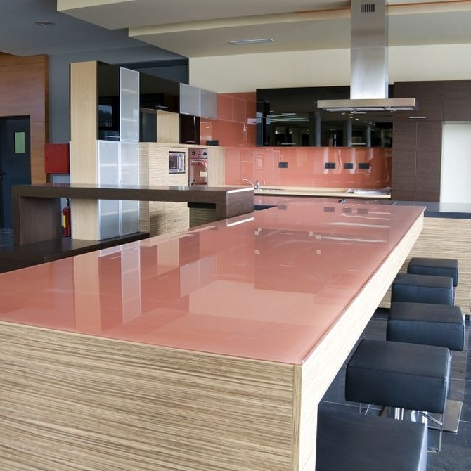 Nuevos materiales para la nueva encimera de tu cocina