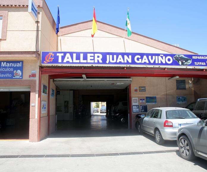 TALLER JUAN GAVIÑO RENUEVA SU TALLER