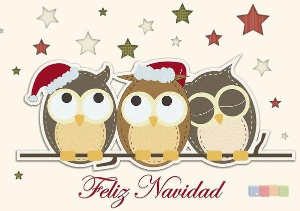 postales de navidad Barcelona
