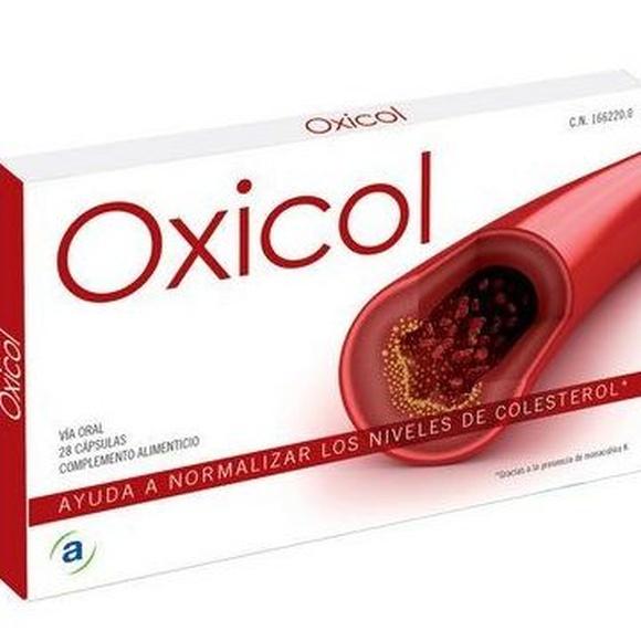 Oxicol: Productos y Promociones de Farmacia Lucía