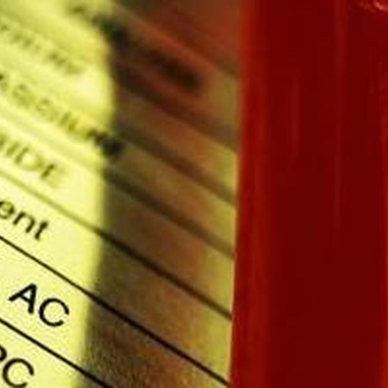 Análisis clínicos veterinarios: Catálogo de Clínica Veterinaria Los Galgos 928 252685 -  Peluquería Los Galgos 928 201156