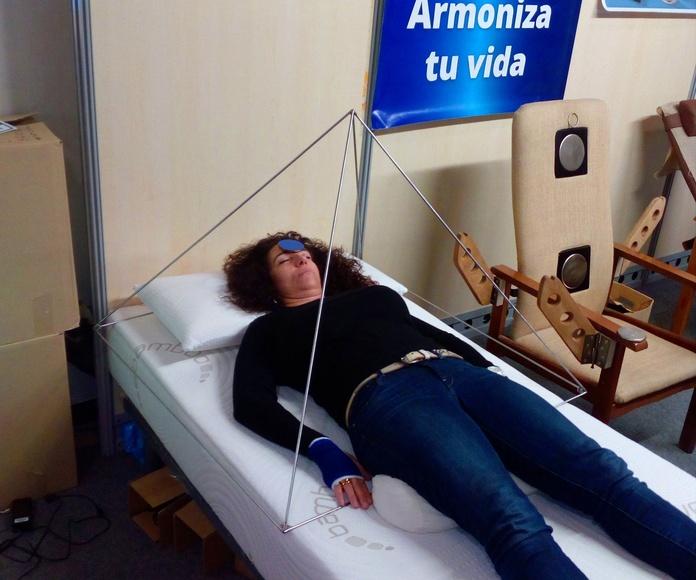 Sesiones de armonización, una experiencia diferente: Emisores de nanofrecuencias de Primigenio