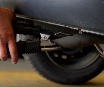 Neumáticos: Servicios de Taller del Automóvil