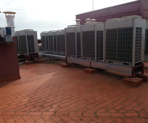 Montajes de frío industrial y aire acondicionado en Huelva