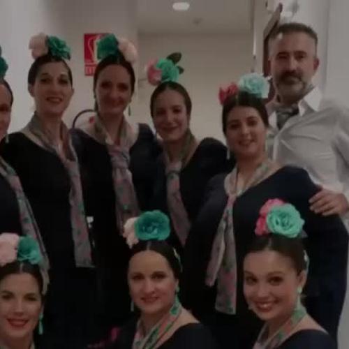 Escuela de Danza Pepe Vento mas que una Familia.....