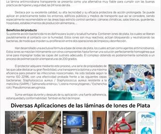 Mampara separador protectora de ambiente: Catálogo de Jesús Carrasco e Hijo