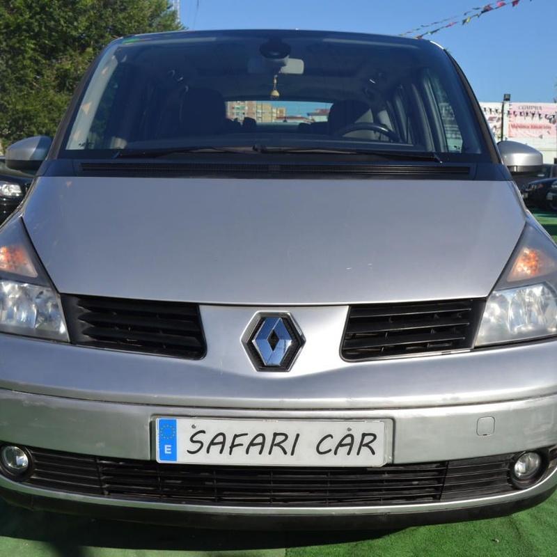 Renault Espace 2.2 dCi Dynamique: Nuestros coches de Safari Car