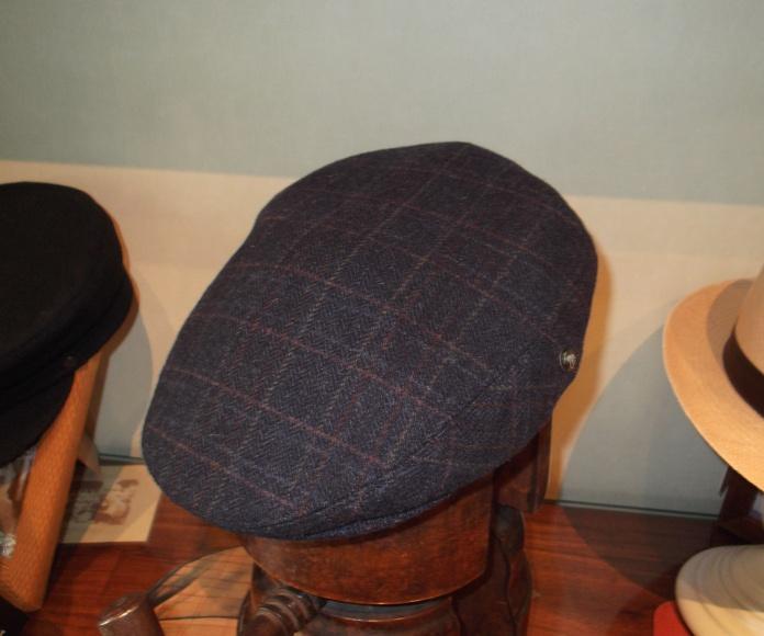 Gorra lana 100%. Tallas de la 55 a la 61: Catálogo de Sombrerería Citysport