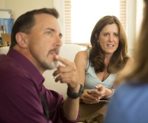 Consulta de psicología, terapia de adultos