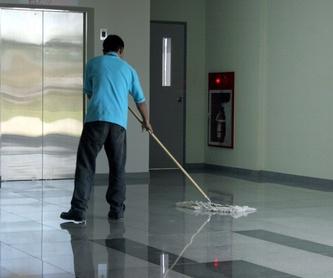Limpieza de comunidades: Servicios de Briservice