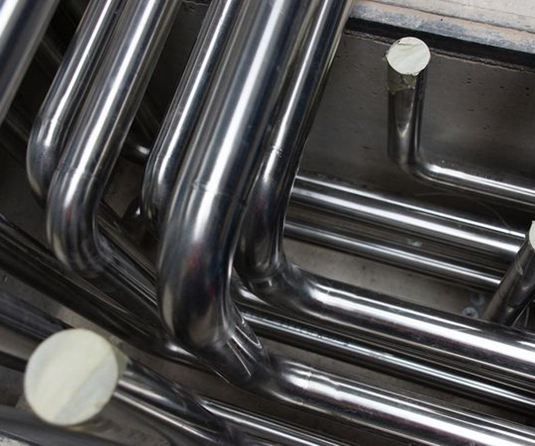 ¿Por qué el acero inoxidable no se oxida?
