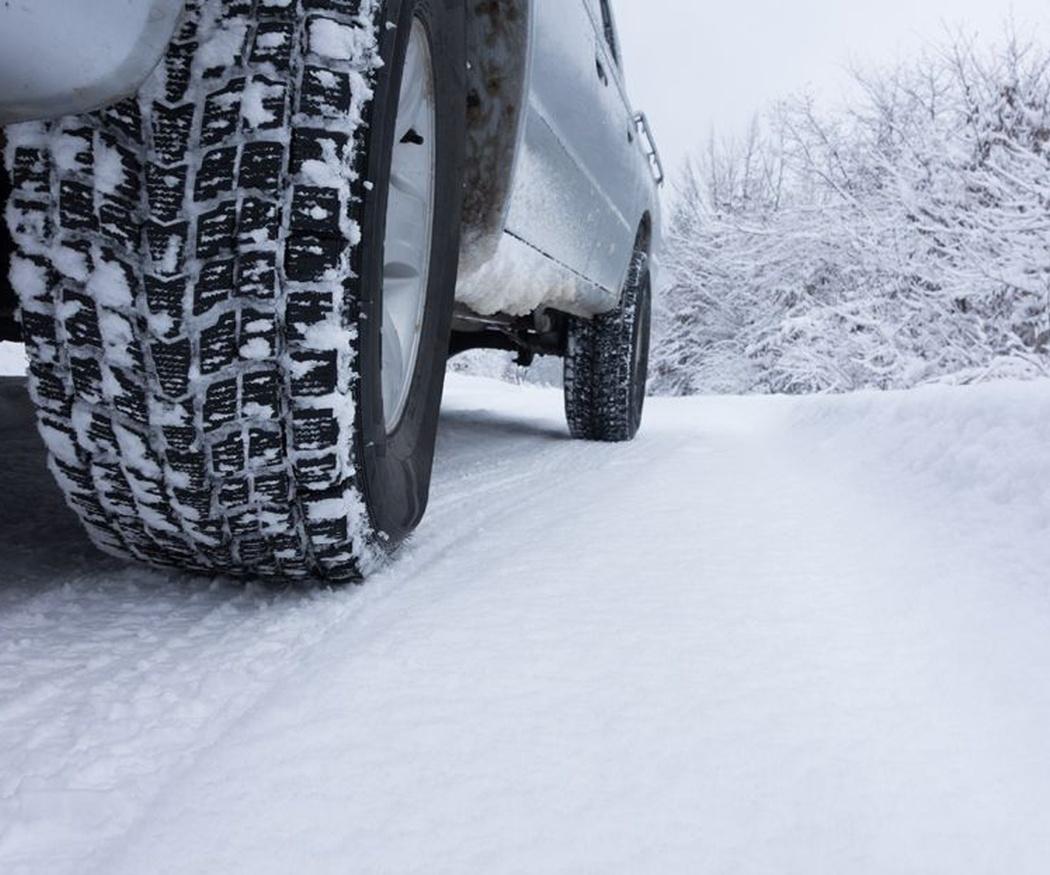 Los neumáticos de invierno