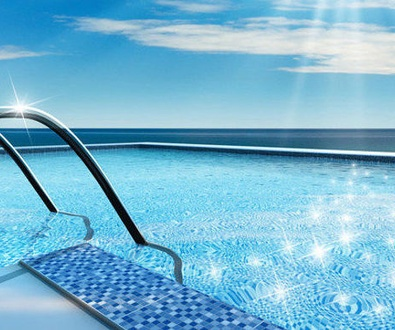 Certificados DDD para piscinas.