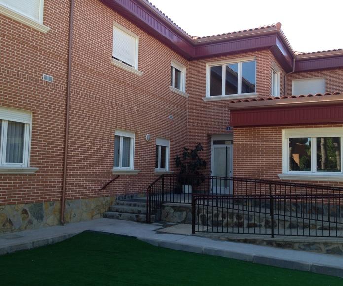 Instalaciones: Servicios de Residencia Condes del Carpio
