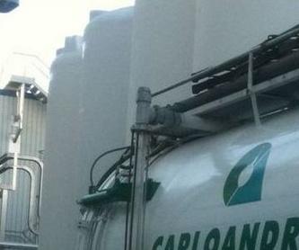 Limpieza de fachadas: Servicios de Carloandres