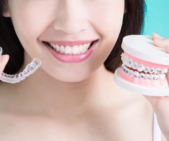 Ortodoncia: Tratamientos Dentales de Clínica Dental La Mallola